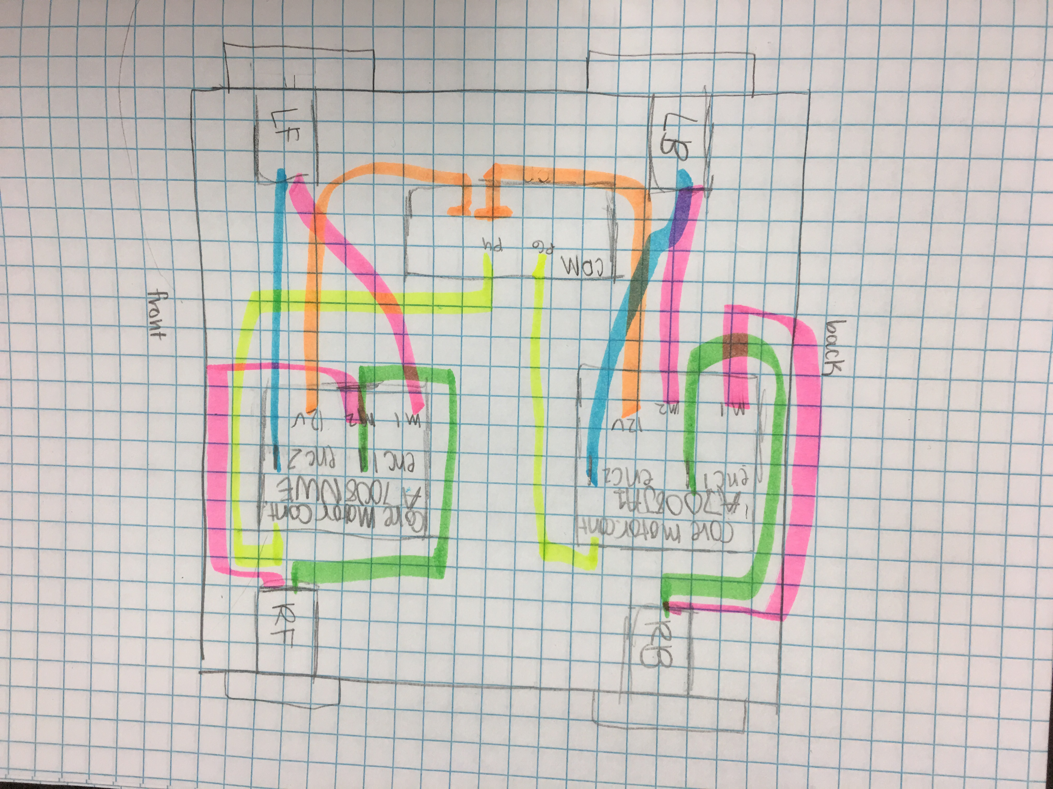 7729 South Lakes Robotics Page 2 Ftc Wiring Diagram We Created A For The On Boxy And Began To Work Buttons Controller